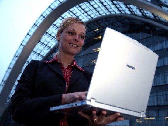 Viele Unternehmen haben Probleme damit, Sicherheitsrichtlinien für mobile Mitarbeiter durchzusetzen.