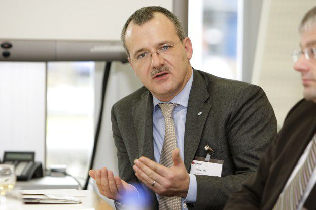 Michael May, Vorstand der syngenio AG: Auf Dauer kann man Mitarbeiter nicht gegen ihre eigenen Ziele motivieren.
