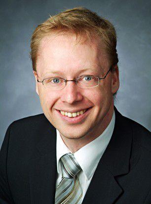 Karriere beim Staat: André Schnackenburg übernahm nach einem Jahr die Leitung eines Referats.