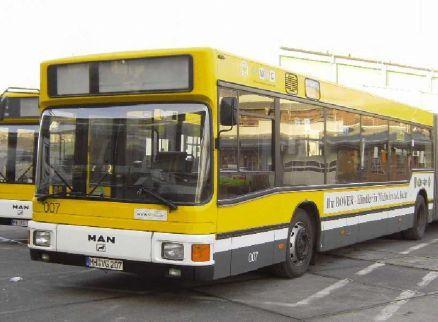 Das Kerngeschäft der Mülheimer Verkehrsgesellschaft (MVG).