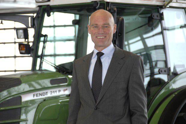 Rainer Hofmann, Fendt: In einem Traktor steckt mehr Elektronik als in einem Auto.