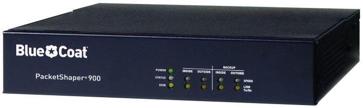 Mit dem PacketShaper offeriert Blue Coat eine Appliance, die es dem Anwender erlaubt, seinen WAN-Verkehr zu analysieren und zu optimieren.