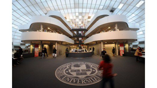 Die Freie Universität (FU) Berlin hat das Spam-Problem erheblich reduziert.