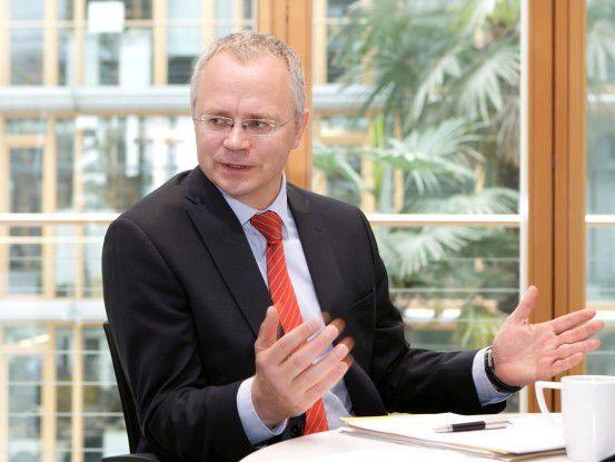 Thomas Endres, Sprecher für VOICE und CIO der Lufthansa