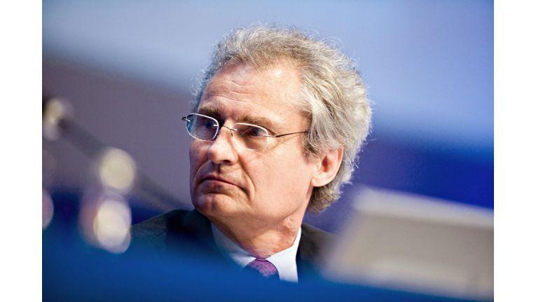 Henning Kagermann blickt zurück: Er ist nicht mehr SAP-CEO
