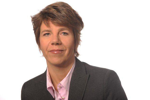 Anja Krusel organisiert die Philips-Finanzen.