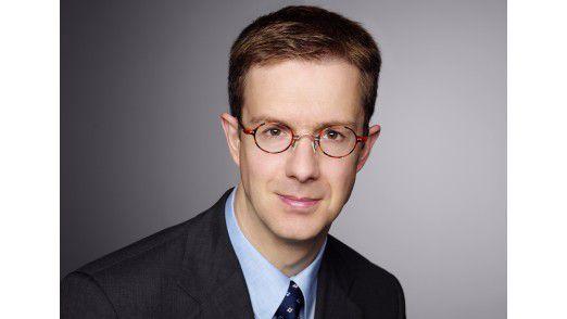 Stephan Pfisterer, Bitkom: 'Firmen sind bei Einstellungen vorsichtiger geworden.'
