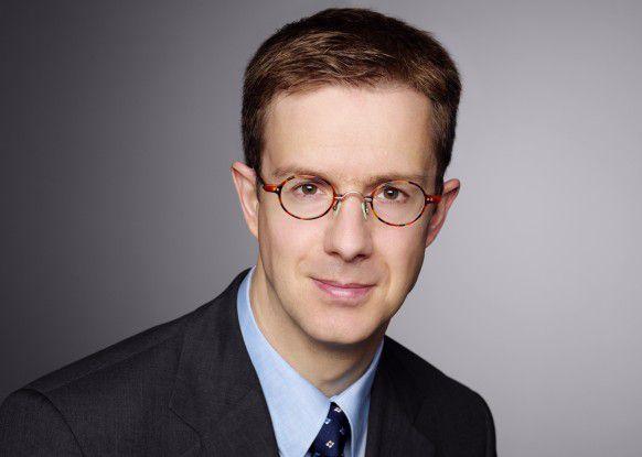 """Stephan Pfisterer, Bitkom: """"Gerade in der IT ist es wichtig, dass Berufseinsteiger jung sind."""""""