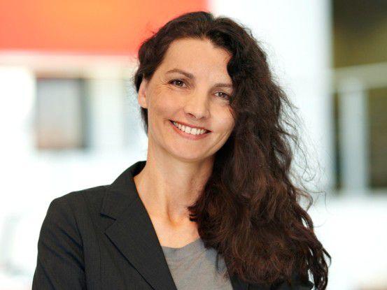 Sabine Salah von Wincor Nixdorf findet nicht so schnell, wie sie möchte, die guten Spezialisten.