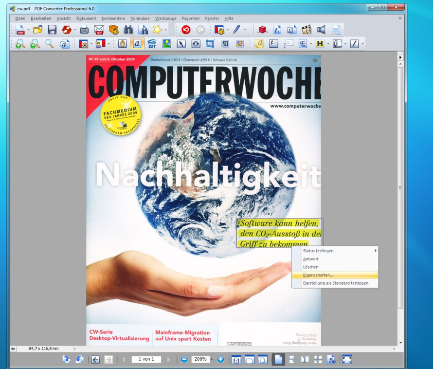 convertor from pdf to scan stage
