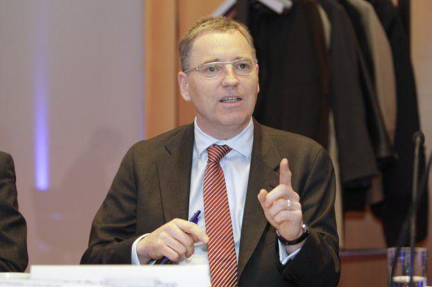 Hans-Joachim Popp, CIO für das Deutsche Zentrum für Luft- und Raumfahrt e.V.
