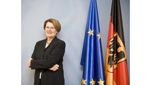 Auch im Ruhestand: Ex-Bundes-CIO Cornelia Rogall-Grothe.