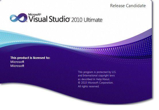 Microsofts neues Logo für Visual Studio 2010