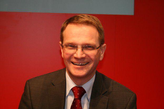 Rudolf Jellinek, kfw-Bankengruppe: IT-Fachleute müssen nicht nur per Mail, sondern auch im direkten Gespräch kommunizieren.