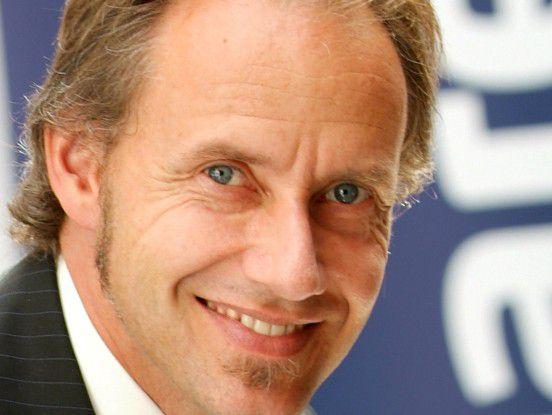 """Jürgen Powik, Software AG: """"Die Studenten werden in reale Situationen versetzt, wie sie sie auch beim Kunden vorfinden."""""""