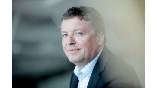 Harald Kiehle, Business Leader Smarter Work bei IBM Deutschland