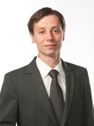Ein Plädoyer für die Entwicklung nach dem klassischen Waterfall-Vorgehen: Anton Dechko, SaM Solutions GmbH.