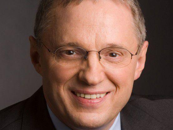 """Rainer Flake, WSFB Beratergruppe Wiesbaden: """"Viele Chefs in kleinen und mittelständischen Betrieben sehen nicht den Nutzen einer Fortbildung ein."""""""