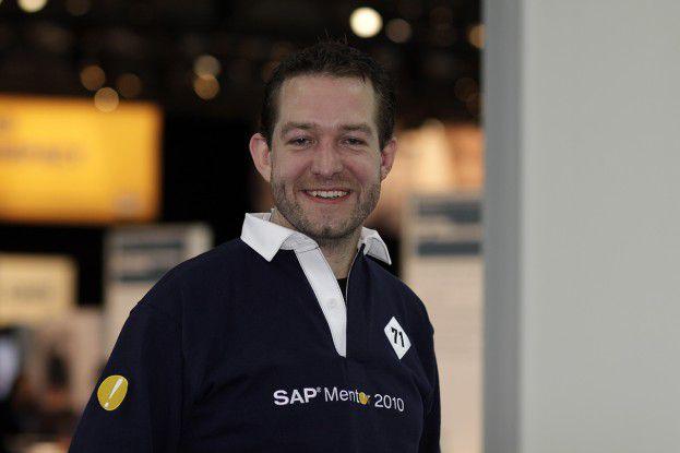 """Oliver Kohl, SAP: """"Twitter ist die perfekte Ablenkung."""""""