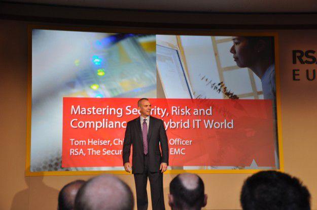 Tom Heiser, COO bei RSA, fordert einen neuen Ansatz im IT-Management.