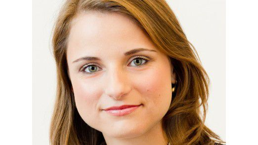 Christina Gräßel ist Personal-Managerin bei Capgemini.