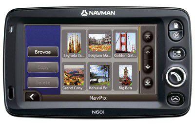 Navman N60i: Navi und Digitalkamera in einem