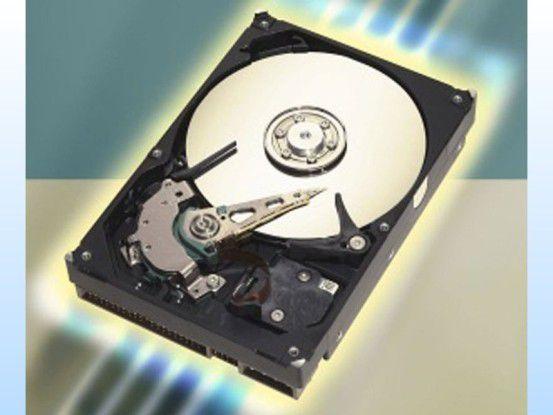 Große Festplatte: Videos benötigen viel Speicherplatz