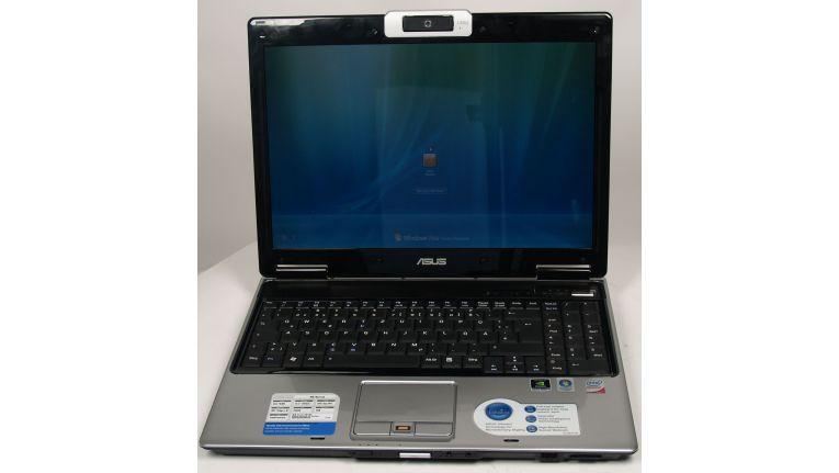 Asus M51SN: Eines der ersten Notebooks mit dem Geforce 9500M GS