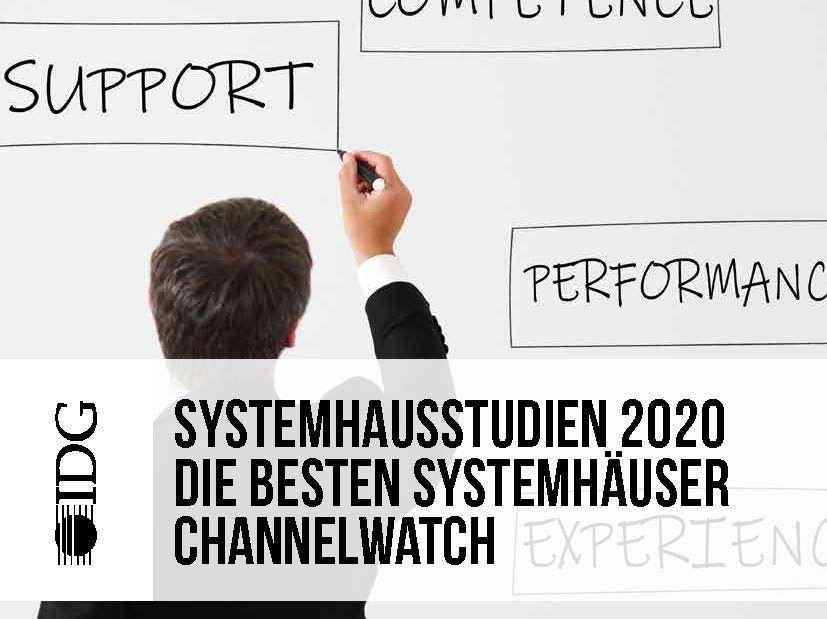 Systemhausstudien 2020 zum Download