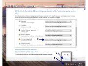 Empfehlenswert: dauerhafte Aktivierung des PC-Tools-Firewall-Plus-Symbols in der Taskleiste