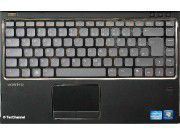 Schnellschreibtauglich: Ordentlicher Anschlag und Hub sorgen auch bei Zehn-Finger-Schreibern für Akzeptanz. Auf Wunsch lässt sich die Tastatur jetzt beleuchten.
