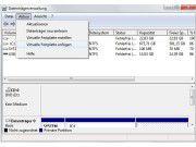 Image-Datei einbinden: Auf einzelne Dateien aus einem Windows-Systemabbild kann man mittels virtueller Festplatte zugreifen.