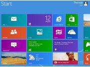 Oberflächlich: Die Kacheloptik von Windows 8 ist nicht jedermanns Sache.