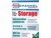 TecChannel Compact 08/2012: Über 160 Seiten rund um das Thema Storage.