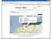 Tracking: utrace bietet kostenfreien Zugriff auf ein System, das die Ortung von IP-Adressen, Domains und Hostnamen ohne technische Hilfsmittel oder Zusatzsoftware ermöglicht. (Quelle: Pagedesign GmbH)