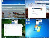 Virtualisiert: Mit Dexpot können Sie bis zu 20 virtuelle Desktops erstellen. (Quelle: Dexpot)