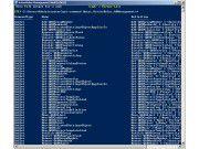 Auf einen Blick: Anzeigen der erweiterten Befehle für die Verwaltung von Active Directory über die PowerShell.